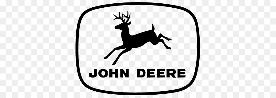 John Deere Logo clipart.
