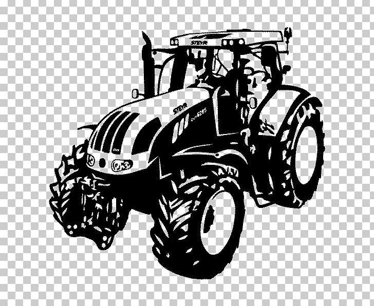 John Deere Steyr Tractor Steyr.