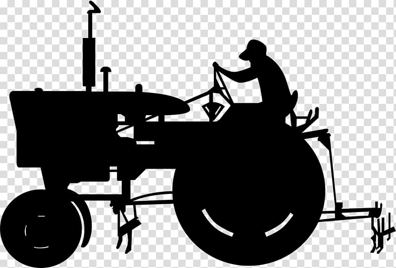 John Deere Tractor Agriculture Black and white , peach.