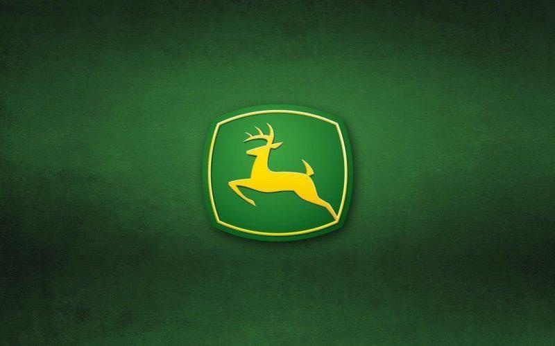 John deere logo wallpapers.