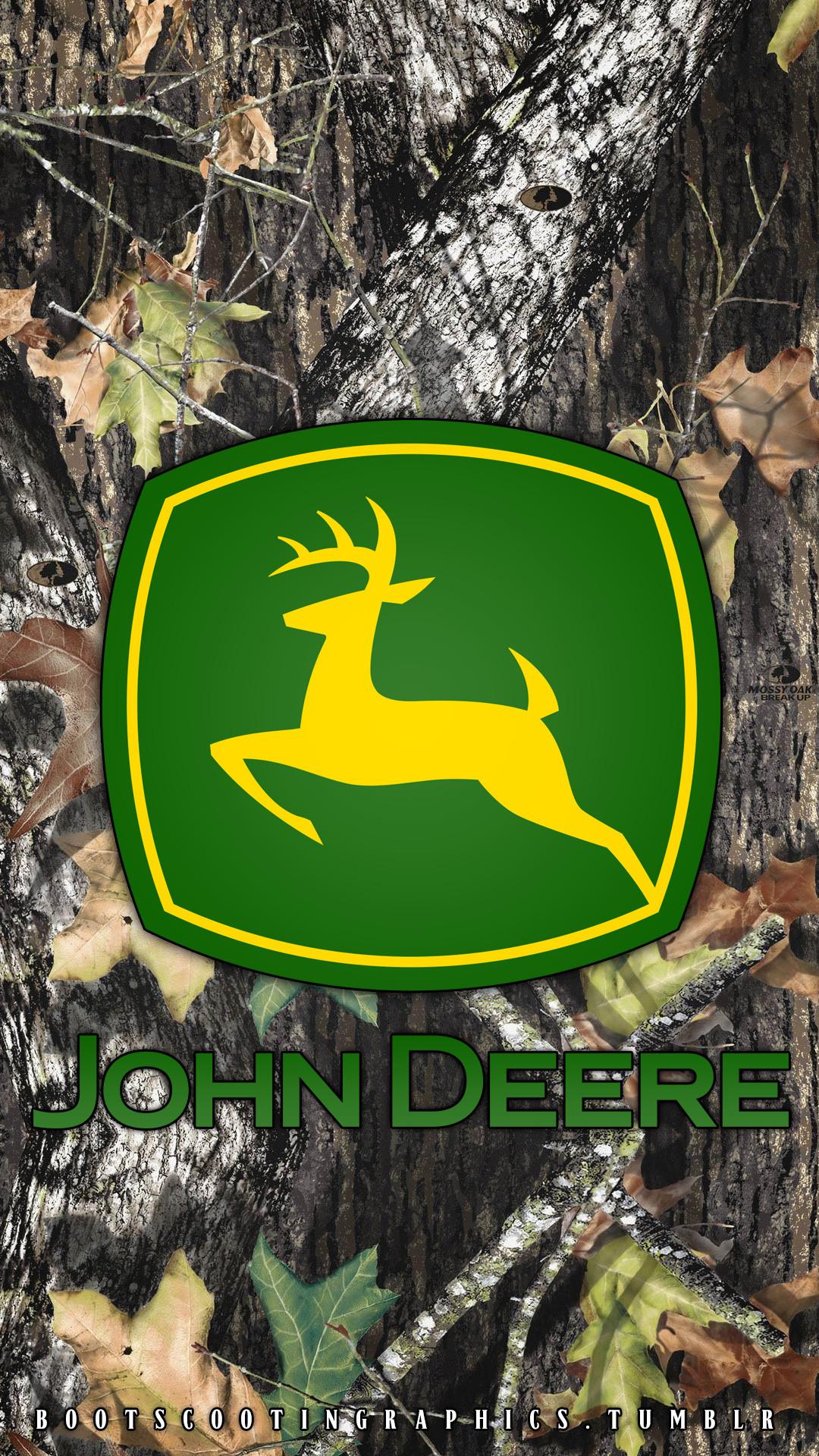 John Deere Logo Wallpaper (58+ images).