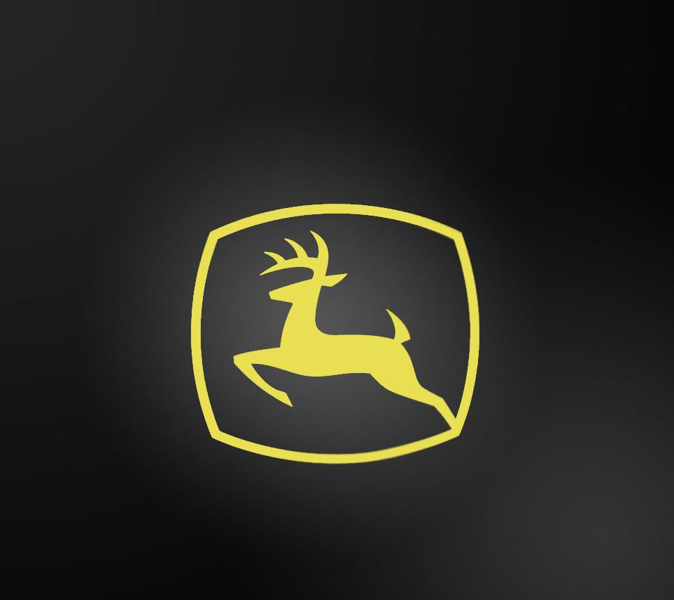 Free download John Deere Logo Wallpaper Cuadros [960x854.