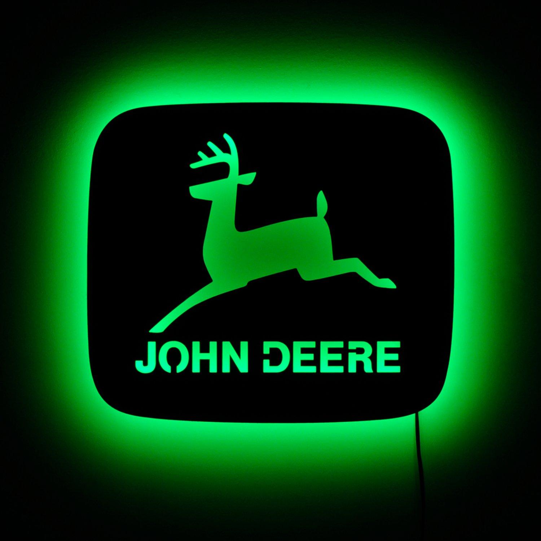 John deere Logos.