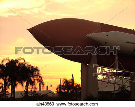 Stock Photography of Cape Canaveral, Titusville, Merritt Island.