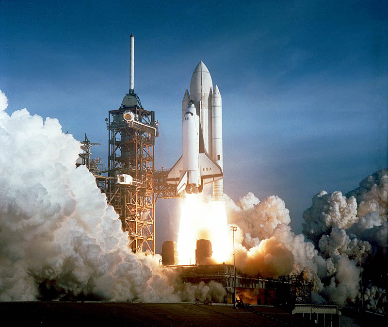A History of NASA Rocket Launches in 25 High.