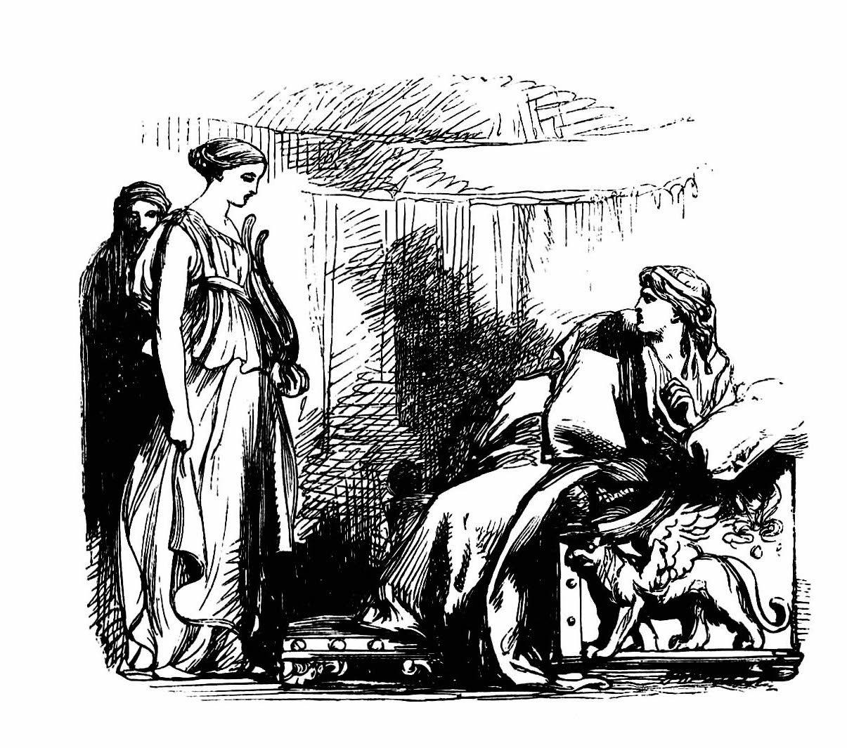 Pericles and Marina.