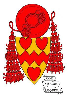 Cardinal John Henry Newman.