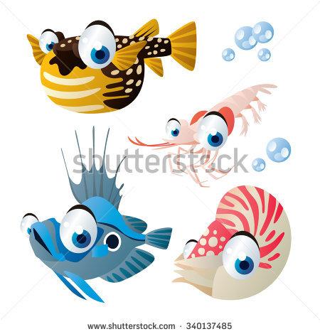 """chaika's """"Sealife"""" set on Shutterstock."""