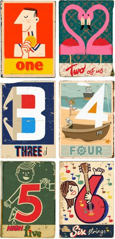 Vector vector, Numbers and Ps on Pinterest.