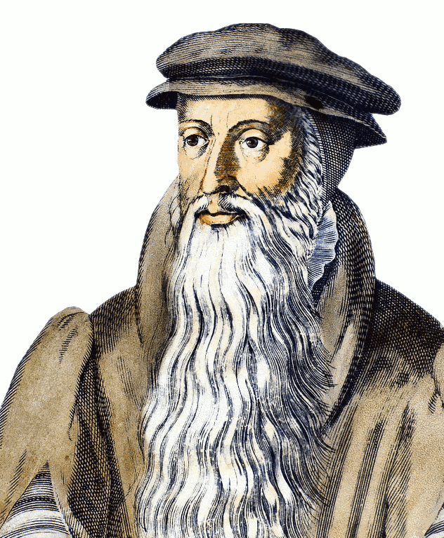 John Knox 1505.