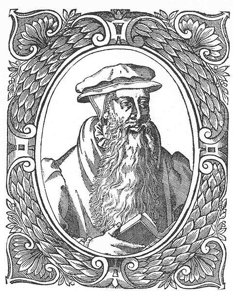 The Elizabeth Files » John Knox.