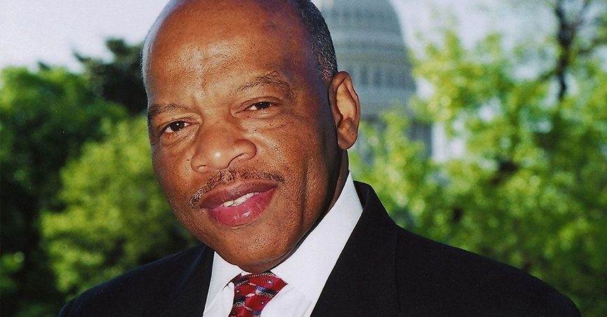 John Lewis \'Avoided\' Paying Property Taxes on Washington.