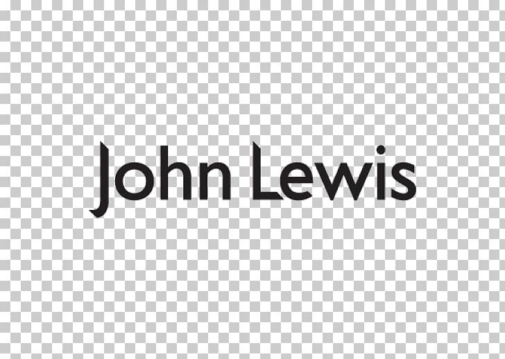 John Lewis Logo, black John Lewis text PNG clipart.