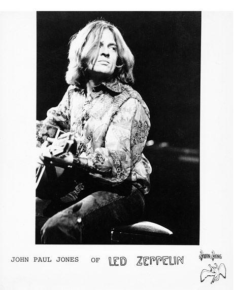 John Paul Jones.