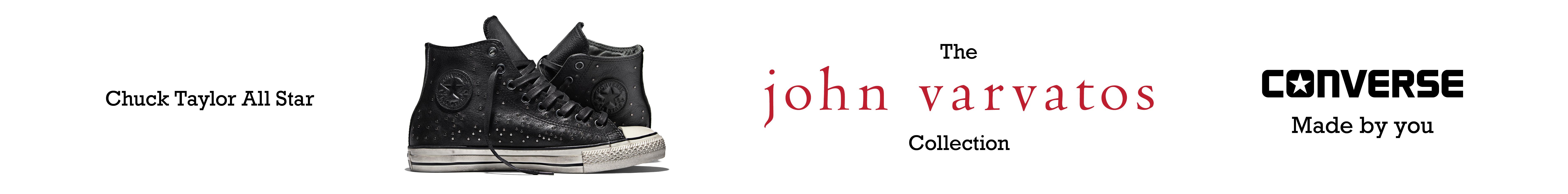 John varvatos Logos.