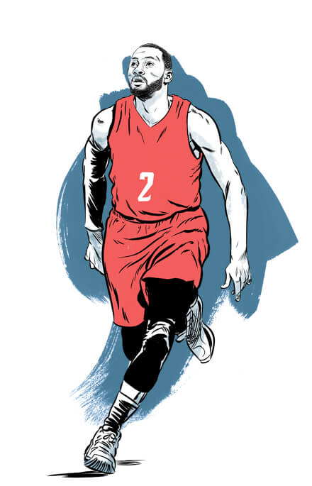 John wall png Transparent pictures on F.