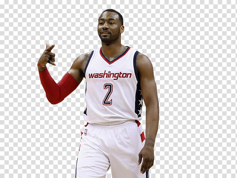 John Wall Gang Sign transparent background PNG clipart.