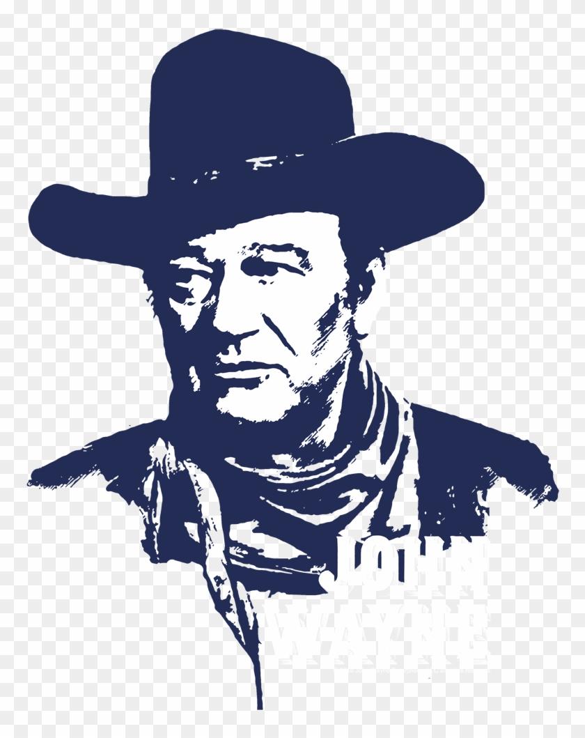 John Wayne Png.