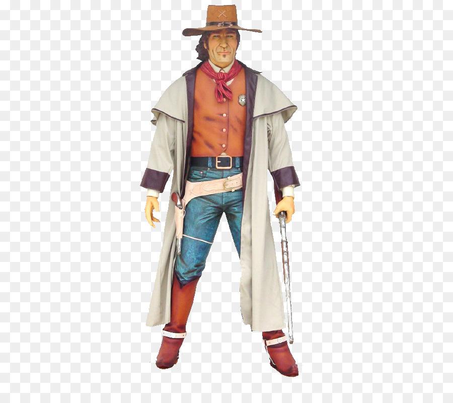 John Wayne Costume png download.