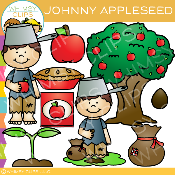 Johnny Appleseed.