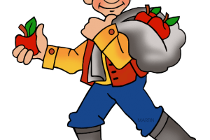 Johnny appleseed clipart 2 » Clipart Portal.