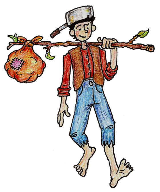 Johnny Appleseed PNG Transparent Johnny Appleseed.PNG Images.