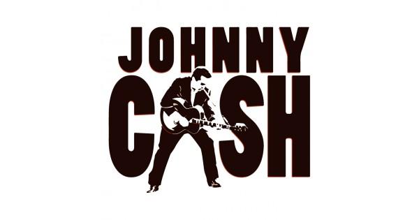 Johnny cash Logos.