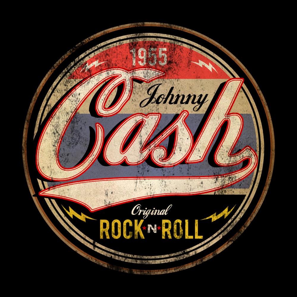 Johnny Cash Logo.