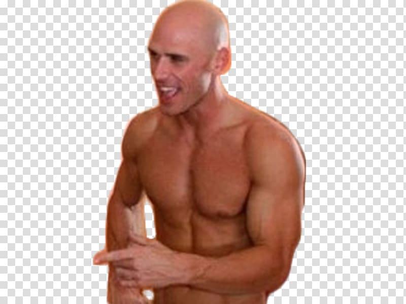 Johnny Seeds, Thorax Shoulder Meter Barechestedness Abdomen.