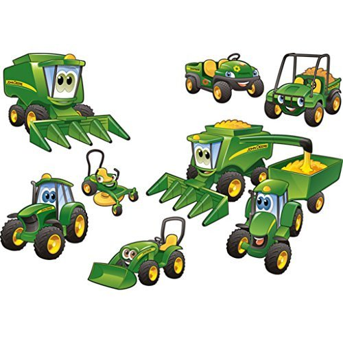 Johnny Tractor Cartoon : Johnny tractor clipart clipground