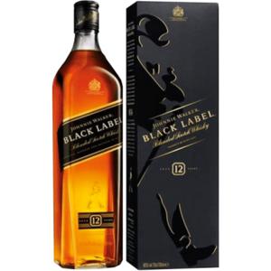JOHNNIE WALKER BLACK Label 700ml.