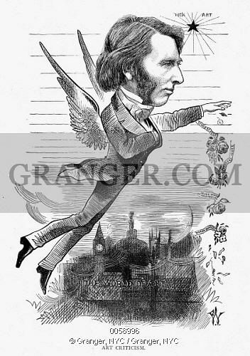 Image of JOHN RUSKIN (1819.