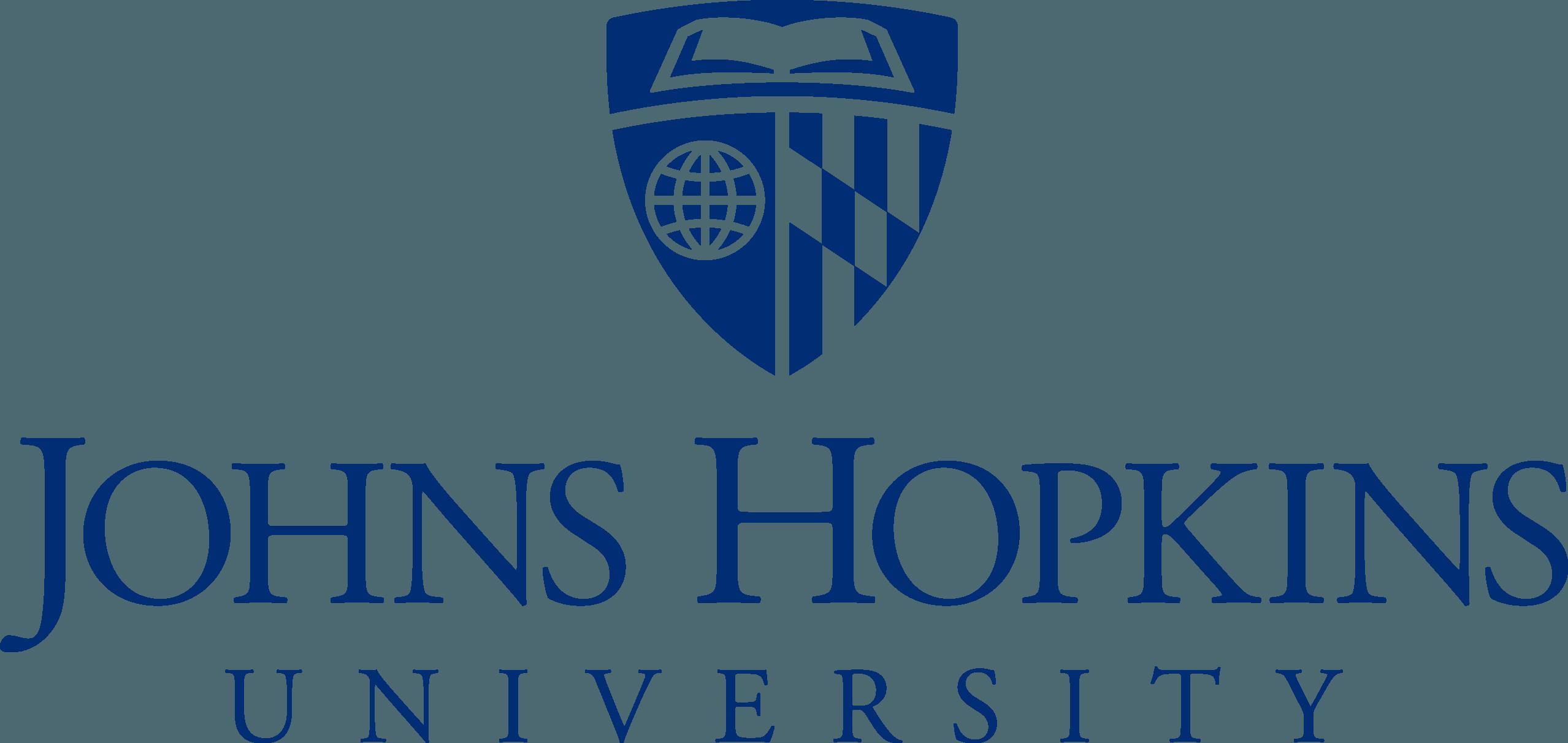 JHU Logo and Seal [Johns Hopkins University] Download Vector.