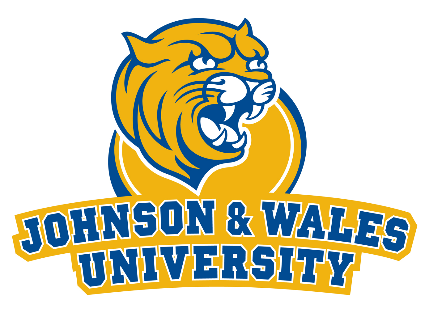 Johnson and wales Logos.