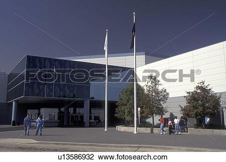 Stock Photo of space center, Houston, TX, Texas, Space Center.