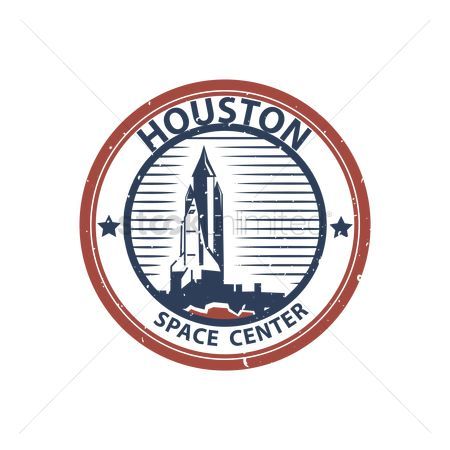 Free Johnson Space Center Stock Vectors.