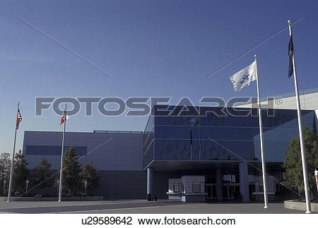 Stock Photo of Houston, TX, space center, Texas, Space Center.
