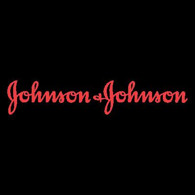 Johnson & Johnson logo vector download free.
