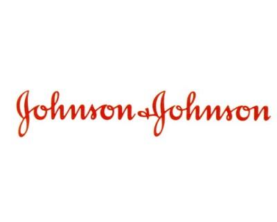 Fonts Logo » Johnson and Johnson Logo Font.