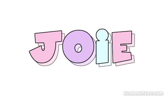 Joie Logo.