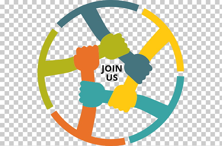 Logo , Join now PNG clipart.