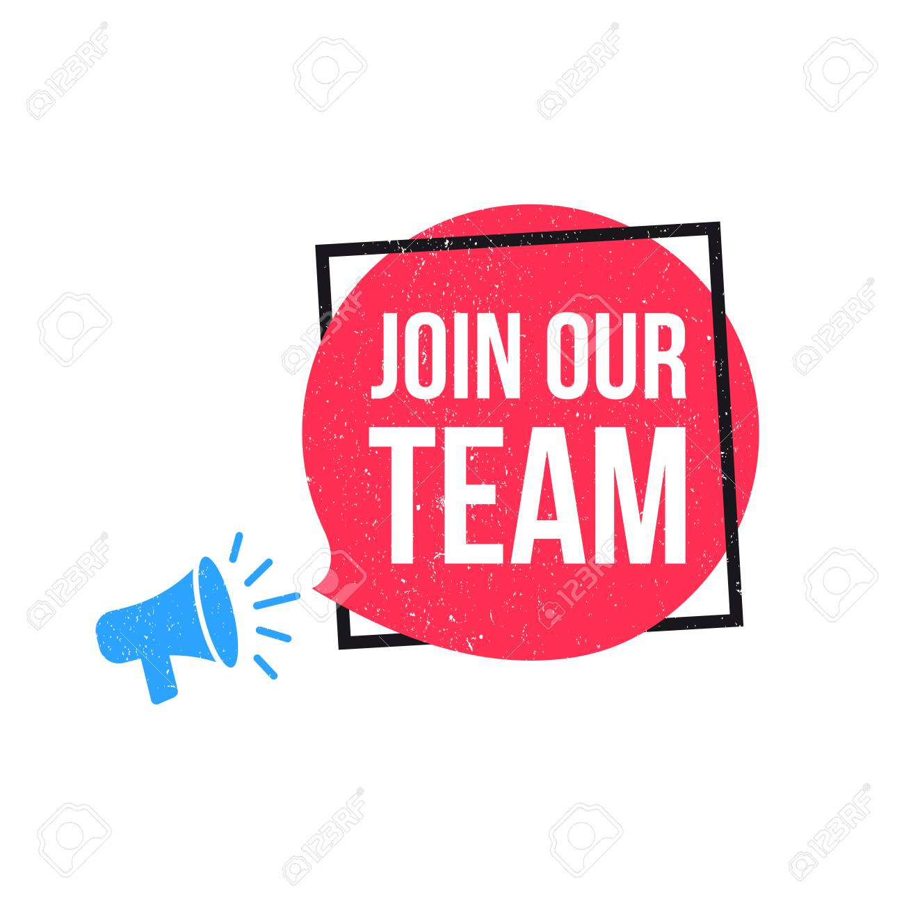 Join our team banner..