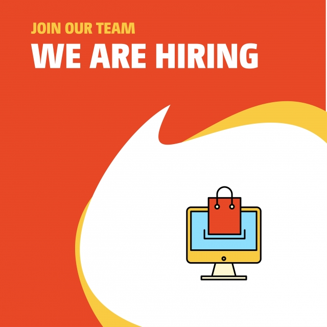 Join Our Team Busienss Company Online Shopping We Are Hiring Po.