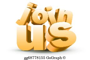 Join Us Clip Art.