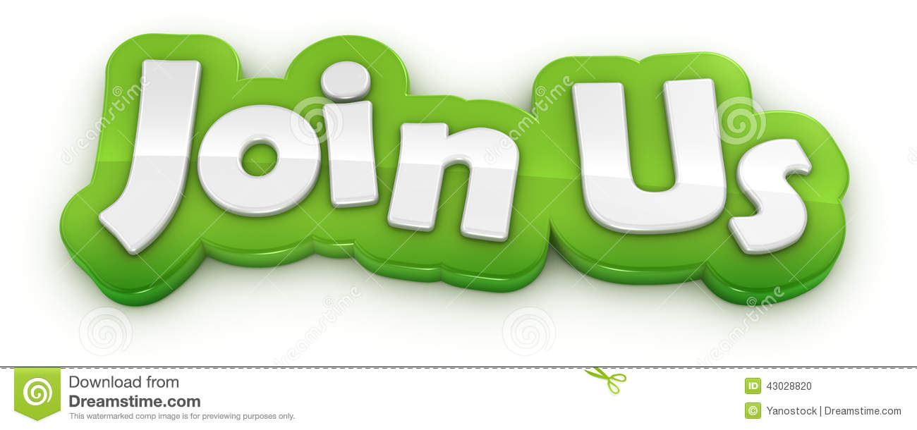 Join Us Clipart.