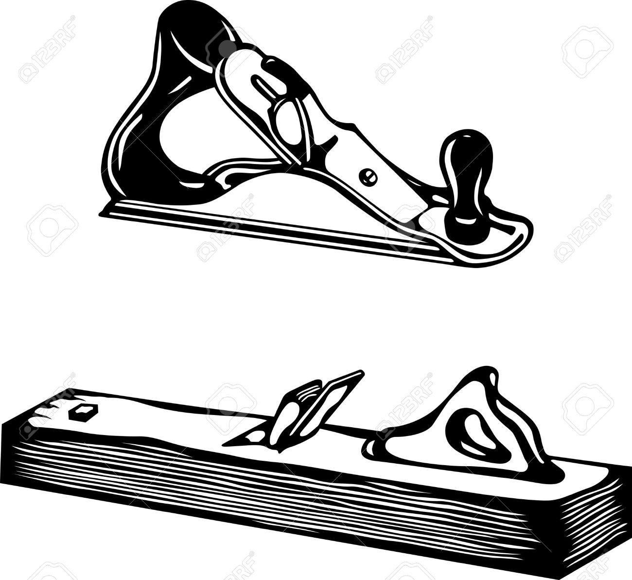 joinery : Two bench planes.