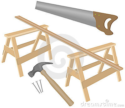 Joinery Stock Illustrations.