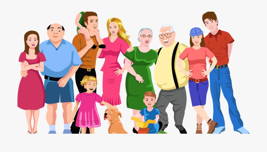 Dia De La Familia En La Iglesia Clipart , Png Download.