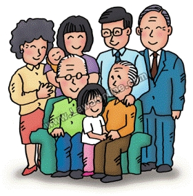 Joint Family Clipart Images.