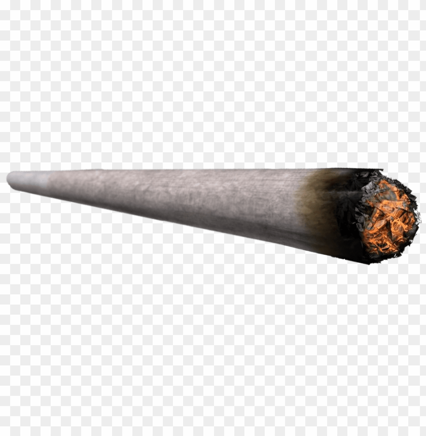 marijuana joint PNG image with transparent background.